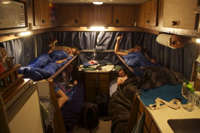 Rv Life Small Space Living Edventure Project