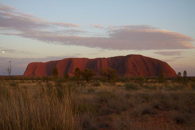 Uluru (Ayer's Rock) Sunrise 8